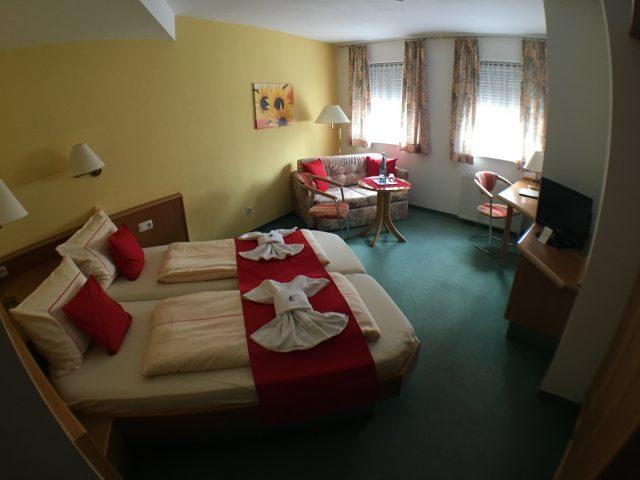 Doppelzimmer Variante 1